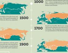 Newsweek infographics